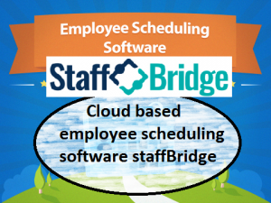 Cloud Based Employee Scheduling Software