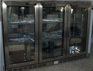 underbench alfresco fridge