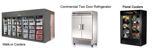 commercial refrigeration service inc