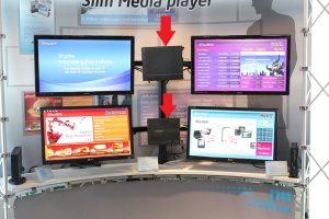 Digital Signage Videowall Player