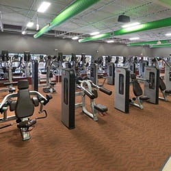 Custom home gyms